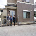 鎌ケ谷市の戸建住宅をご購入くださいましたW様