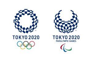 東京オリンピックのエンブレムは市松模様