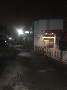 船橋・鎌ケ谷の夜明
