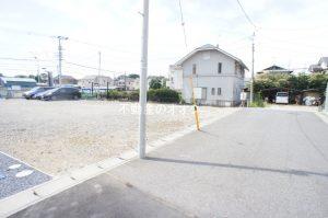 鎌ケ谷市東中沢 売地