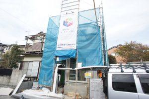 鎌ケ谷、房の駅近くの新築一戸建て