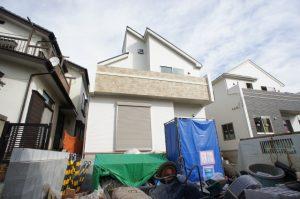 鎌ケ谷市道野辺中央の新築一戸建て