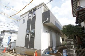 鎌ケ谷市中沢新町の新築一戸建て