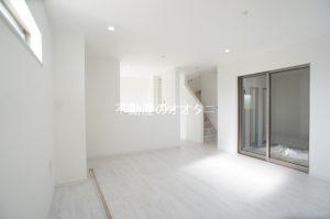 鎌ケ谷市東道野辺の新築一戸建ての写真