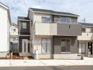 鎌ケ谷市立北部小学校区の新築一戸建ての写真です。